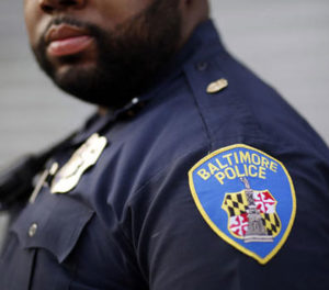 Police - Freddie gray case Baltimore